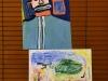Lodi:Serata di Solidarietà in Musica a cura  della san Vincenzo, Curiosamente e della Fondazione Sissi  di Codogno i quadri esposti degli ospiti del disagio psichico