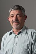 Primo piano di Gilberto Zambelli, Segretario dell'Associazione Curiosamente APS.