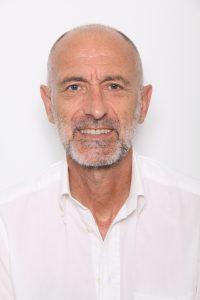 Primo piano di Maurizio Oppizzi, Vice Presidente dell'Associazione Curiosamente APS.